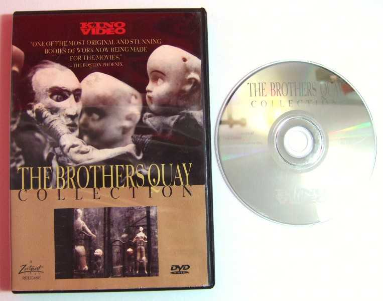 Image for The Brothers Quay Collection: Ten Astonishing Short Films 1984-1993 [DVD]