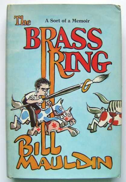 Image for The Brass Ring: A Sort of Memoir