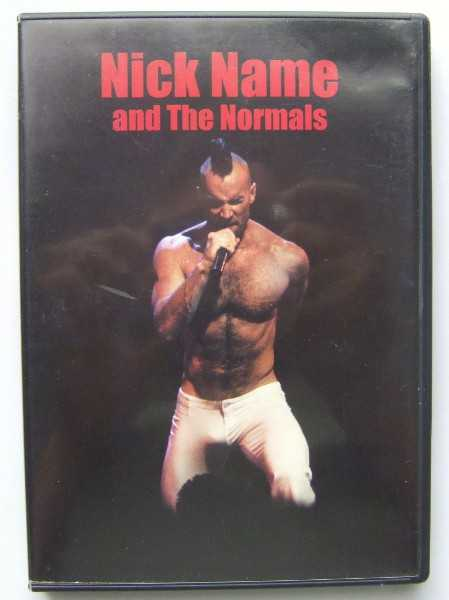 Image for Nick Name and the Normals [DVD]