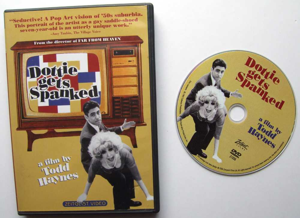 Image for Dottie Gets Spanked [DVD]