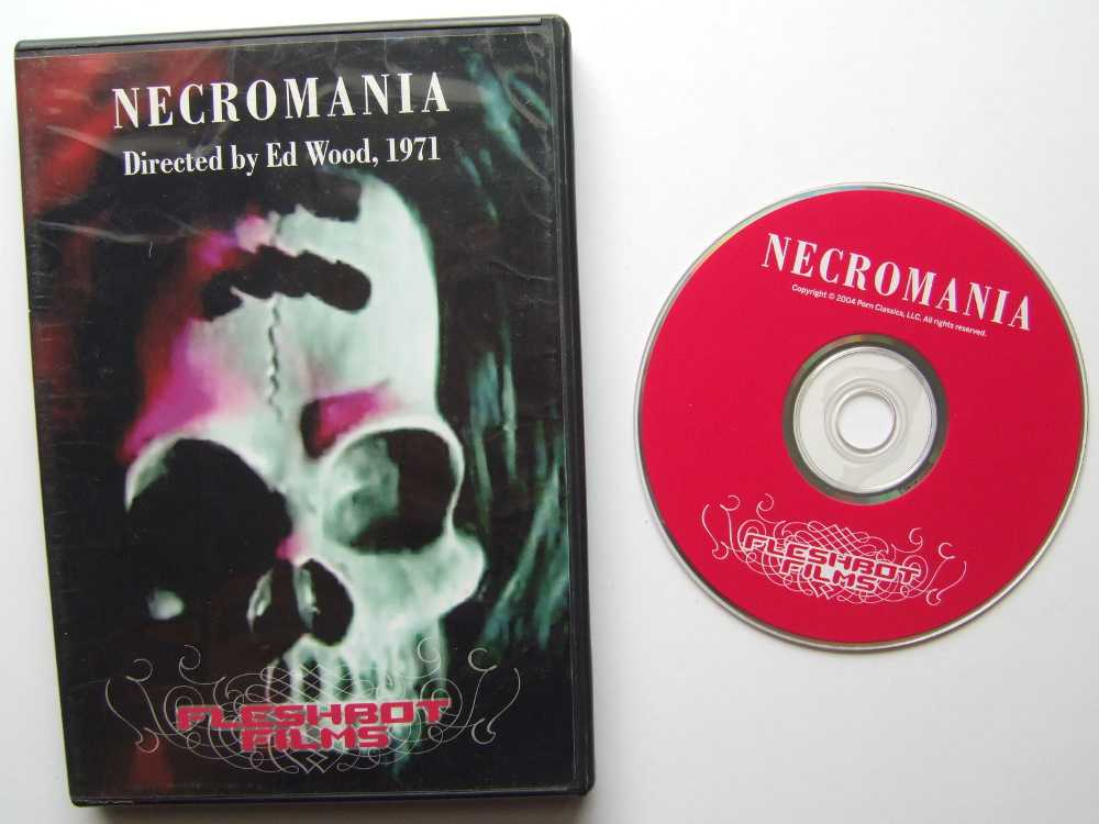 Image for Necromania [DVD]