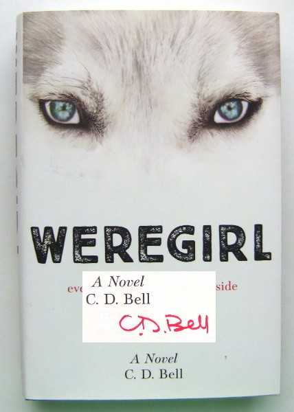 Image for Weregirl