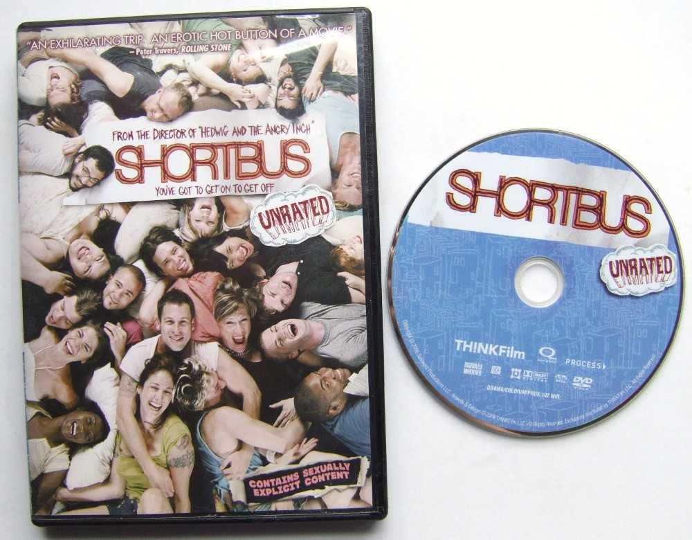 Image for Shortbus (Unrated Edition) [DVD]