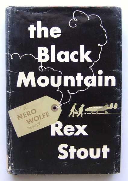 Image for The Black Mountain: A Nero Wolfe Novel
