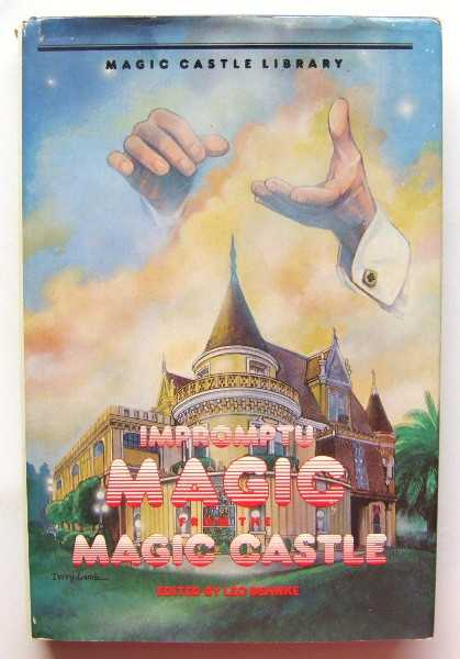 Image for Impromptu Magic From the Magic Castle (Magic Castle Library)