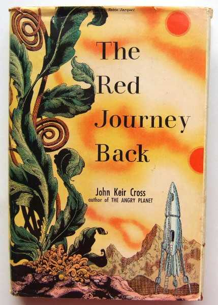 Image for The Red Journey Back