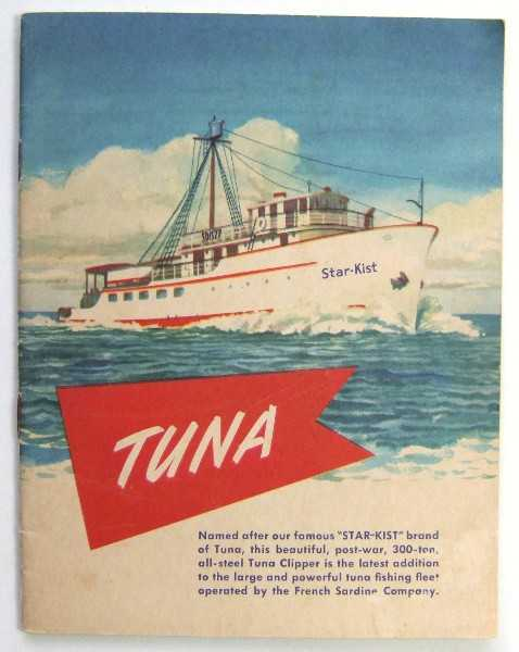 Image for Tuna (STAR-KIST Promotional Cook Book)