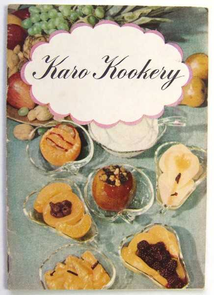 Image for Karo Kookery (Promotional Cook Book)