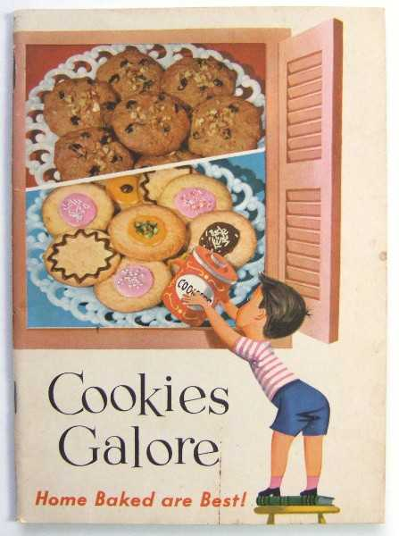 Image for Cookies Galore: Home Baked are Best!