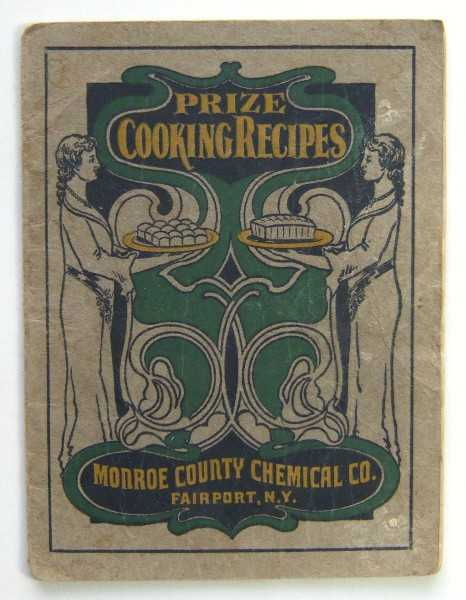 Image for Prize Cooking Recipes, Monroe County Chemical Co. (Promotional Cook Book)
