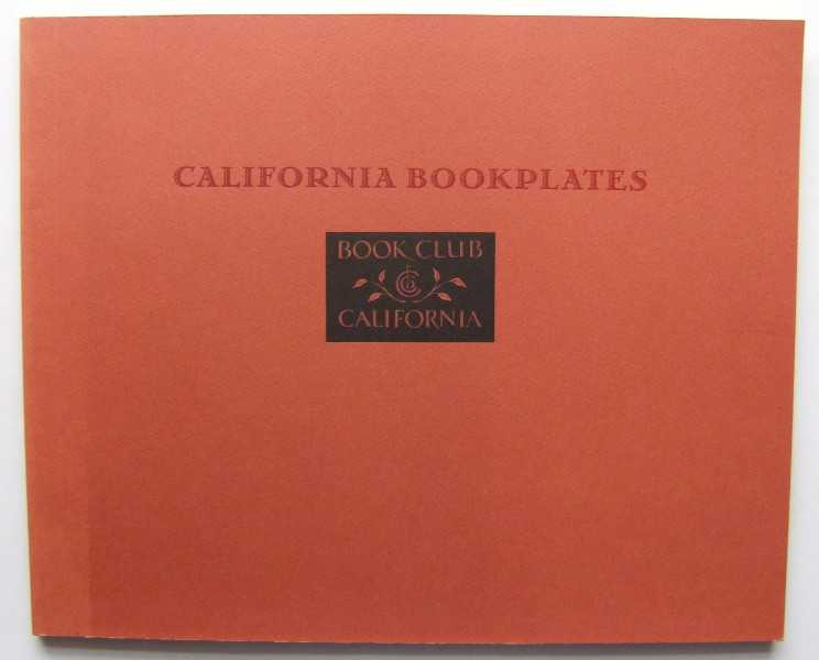 Image for California Bookplates: A Keepsake for the Members of the Book Club of California
