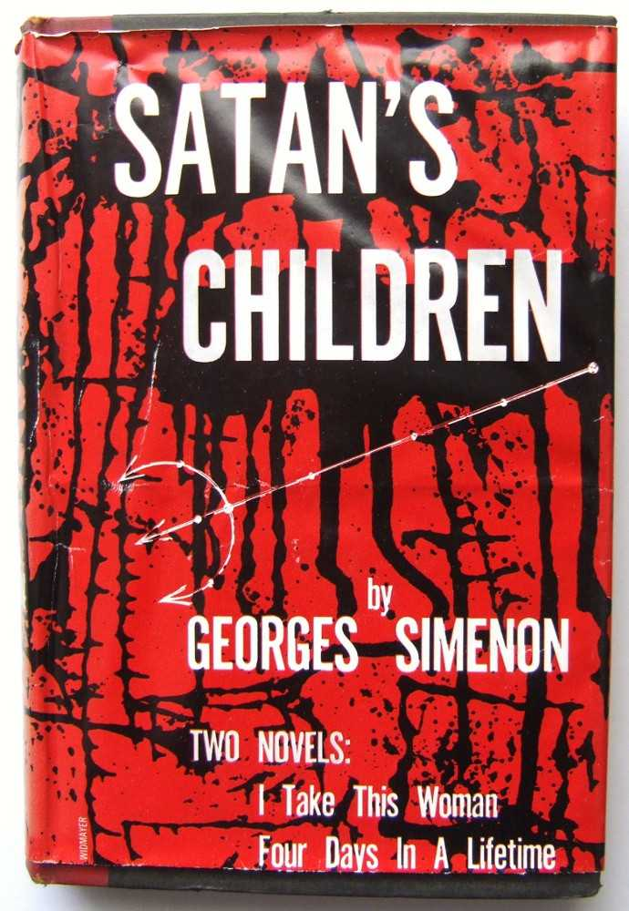 Image for Satan's Children: Two Novels (I Take This Woman; Four Days in a Lifetime)