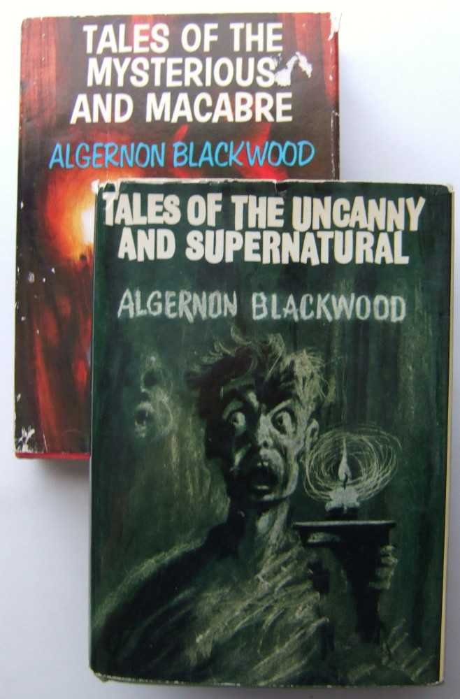 Image for Tales of the Uncanny and Supernatural; Tales of the Mysterious and Macabre (2 Volumes)