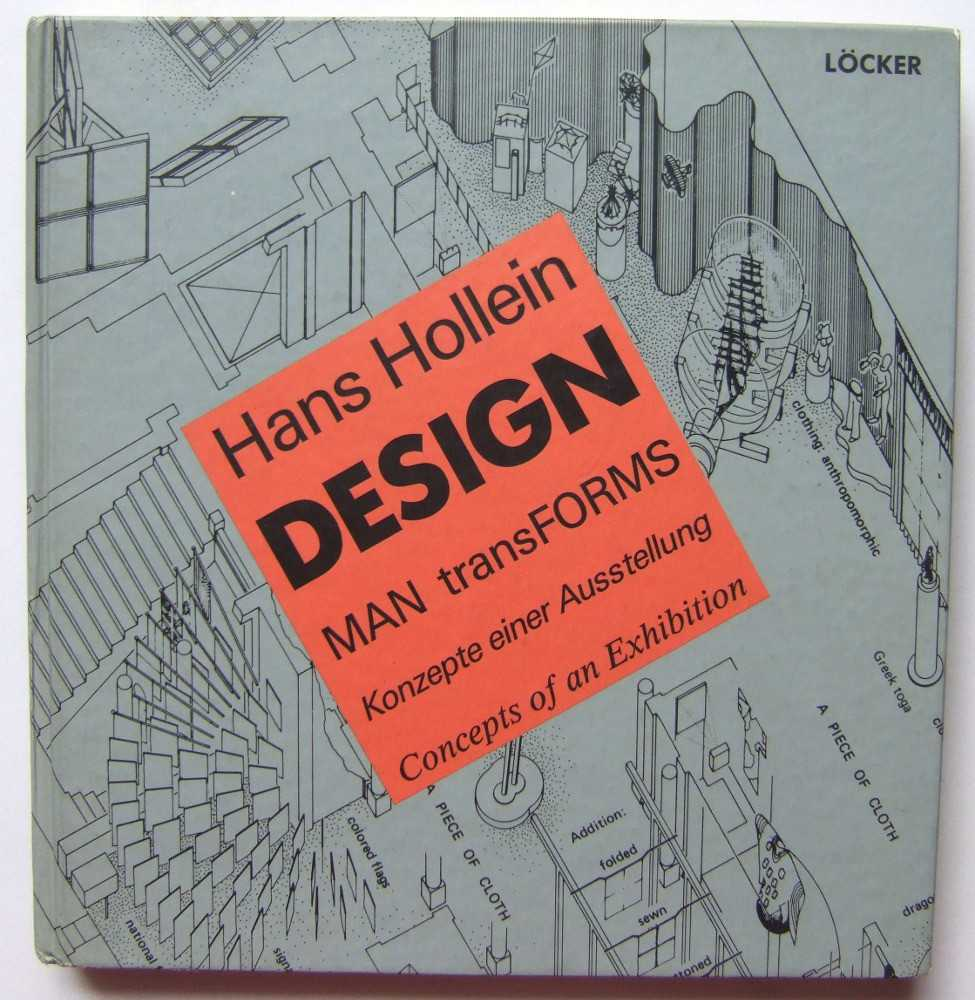 Image for Hans Hollein, Design: Man transforms - Concepts of an Exhibition