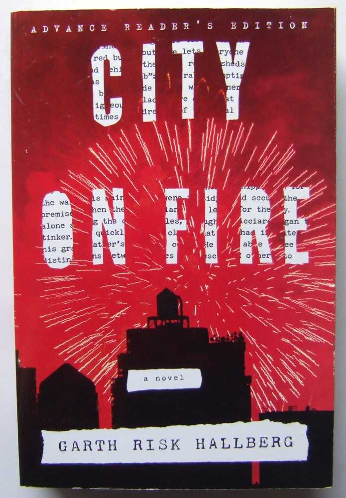 Image for City on Fire: A Novel
