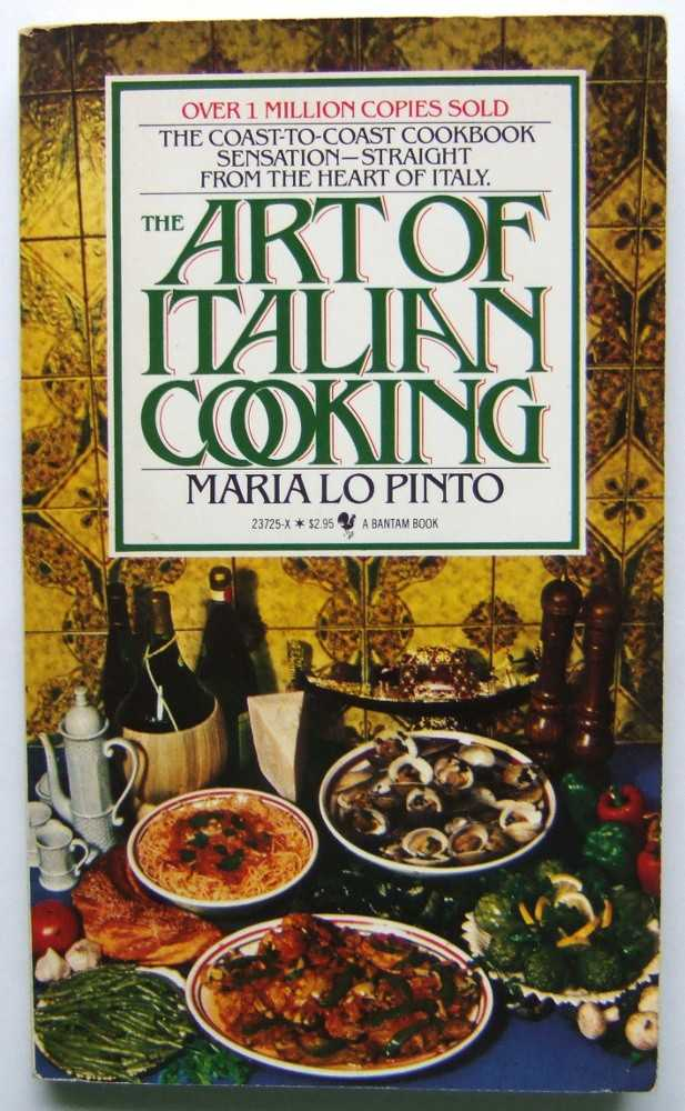 Image for The Art of Italian Cooking