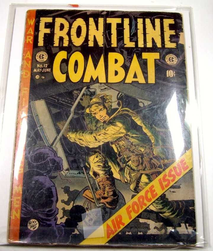 Image for Frontline Combat #12