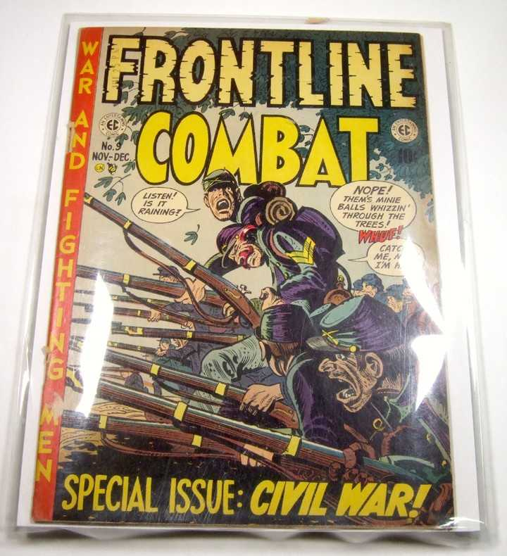 Image for Frontline Combat #9