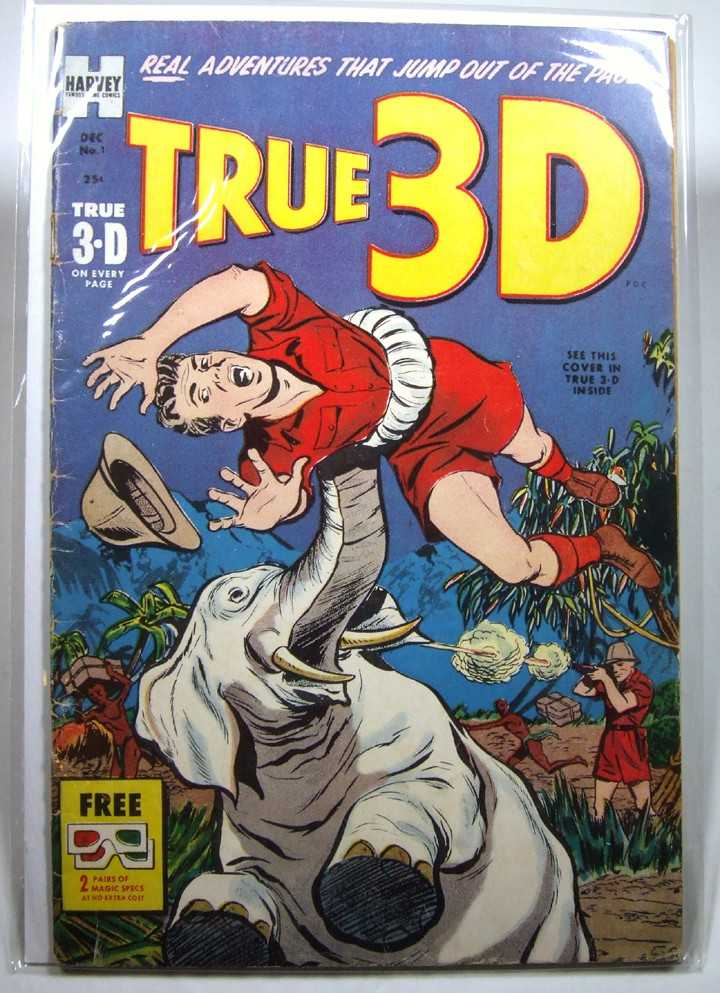 Image for True 3D #1