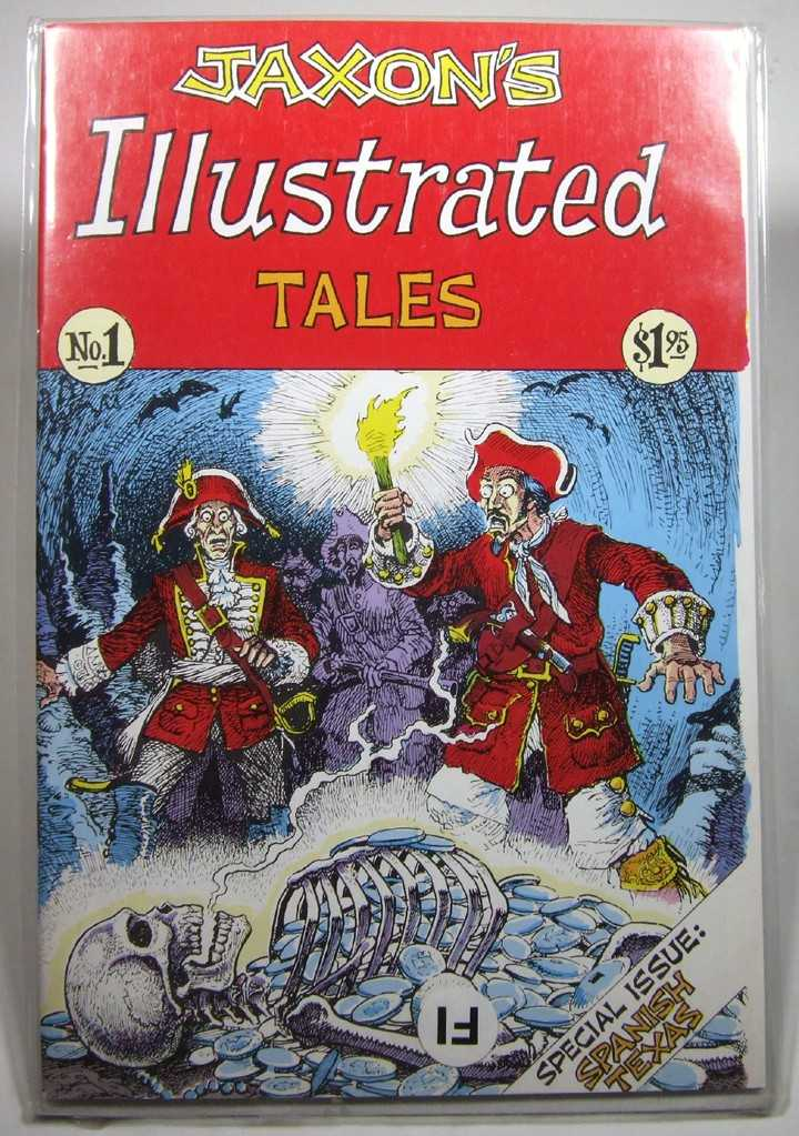 Image for Jaxon's Illustrated Tales #1