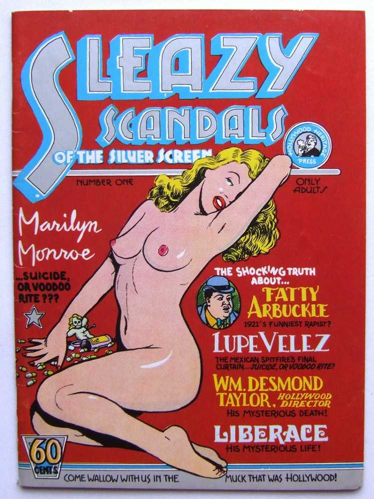 Image for Sleazy Scandals #1