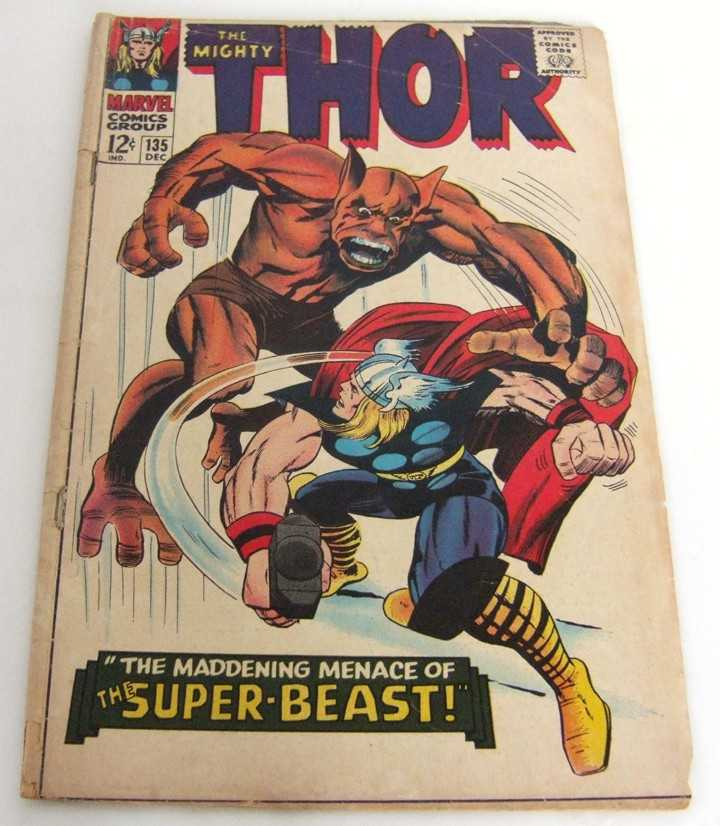 Image for The Mighty Thor #135