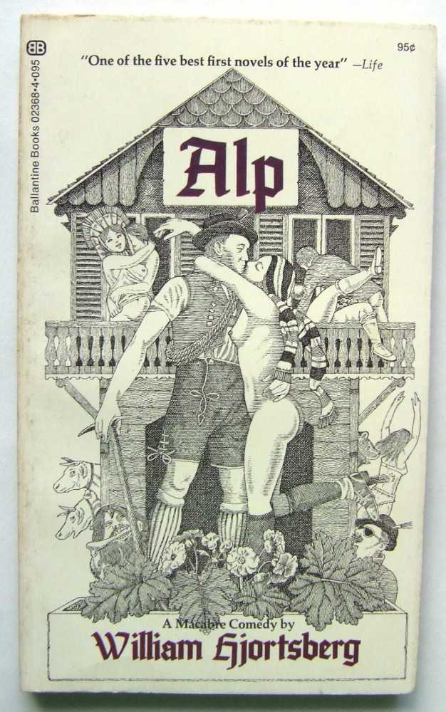 Image for Alp: A Macabre Comedy