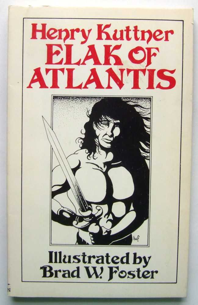 Image for Elak of Atlantis