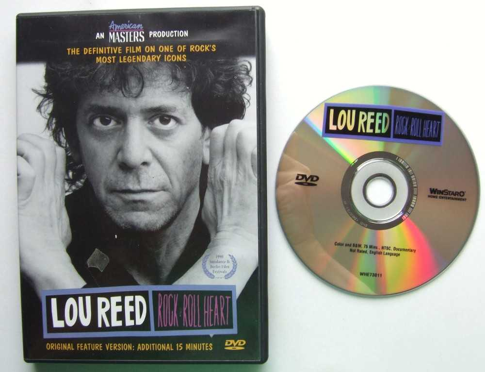 Image for Lou Reed: Rock and Roll Heart