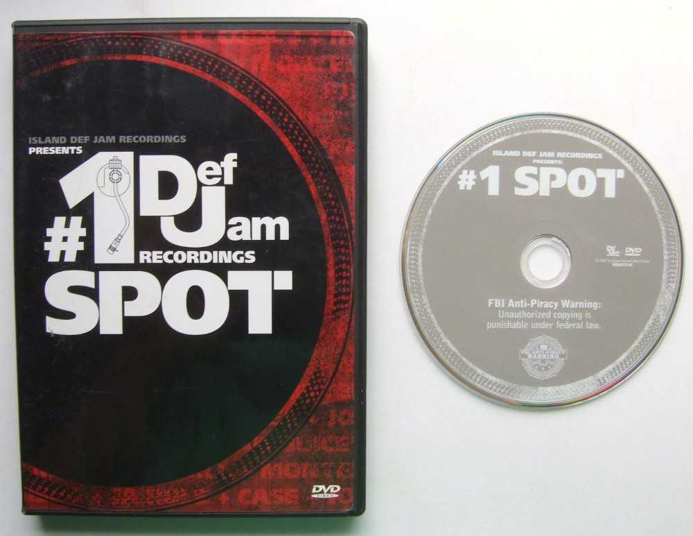 Image for Island Def Jam Recordings Presents #1 Spot