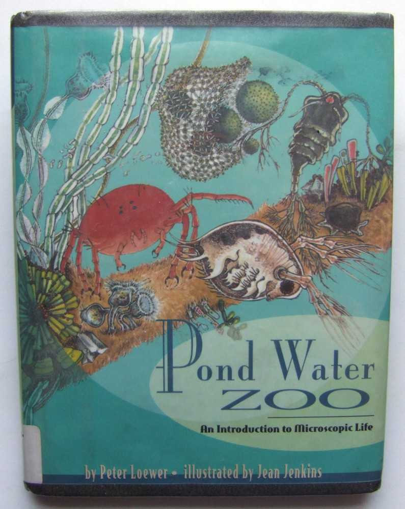 Image for Pond Water Zoo: An Introduction to Microscopic Life
