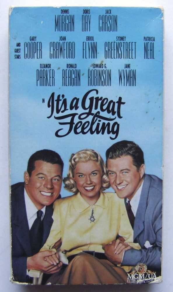 Image for It's a Great Feeling [VHS]