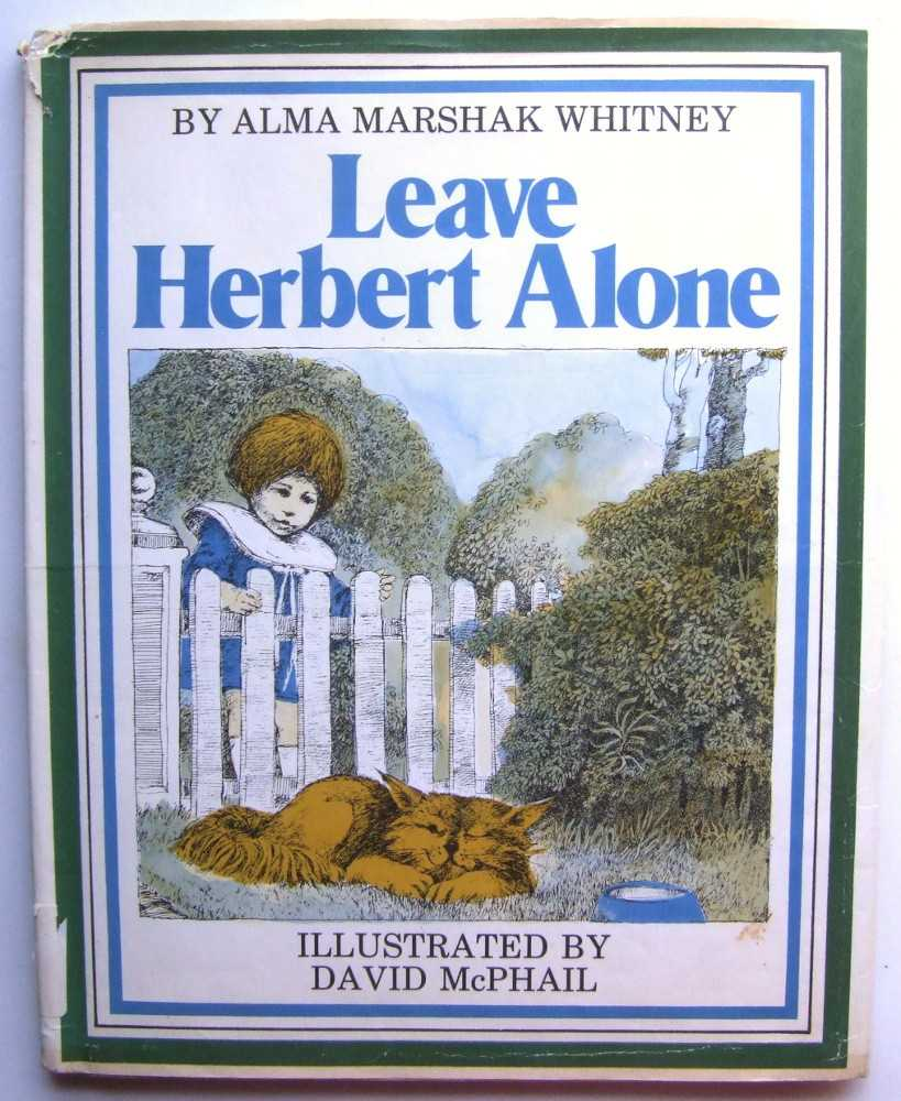 Image for Leave Herbert Alone