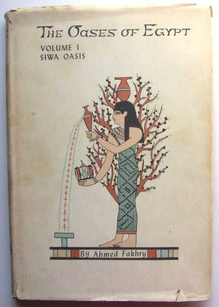 Image for The Oases of Egypt, Volume 1: Siwa Oasis