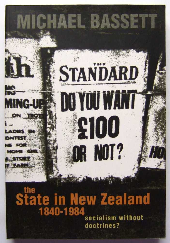Image for The State in New Zealand 1840-1984: Socialism Without Doctrines?