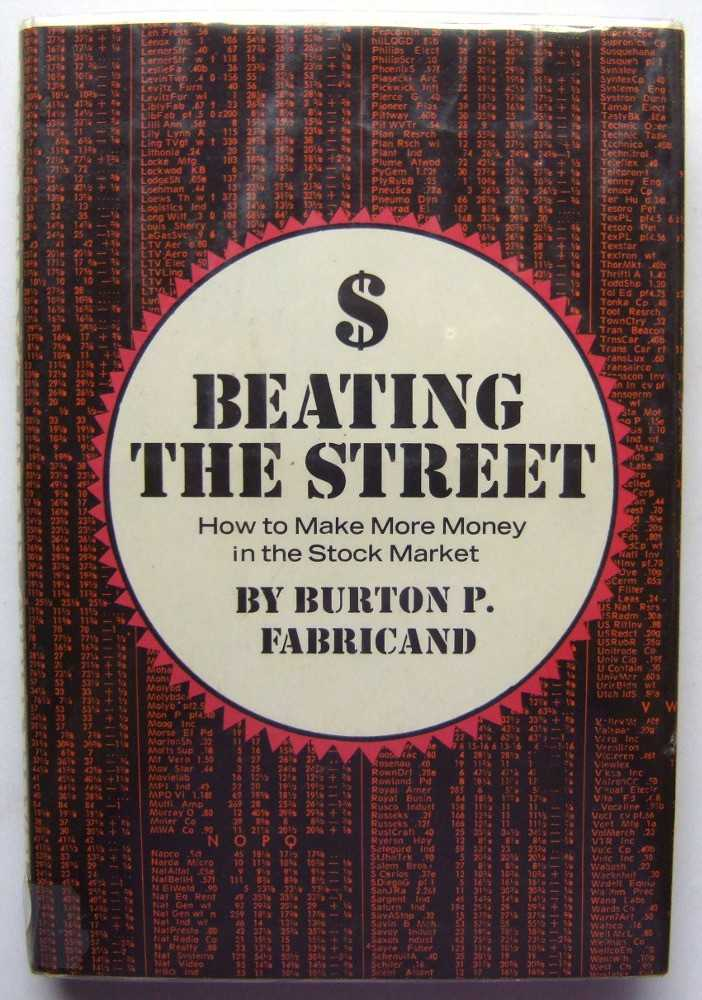 Image for Beating the Street: How to Make More Money in the Stock Market
