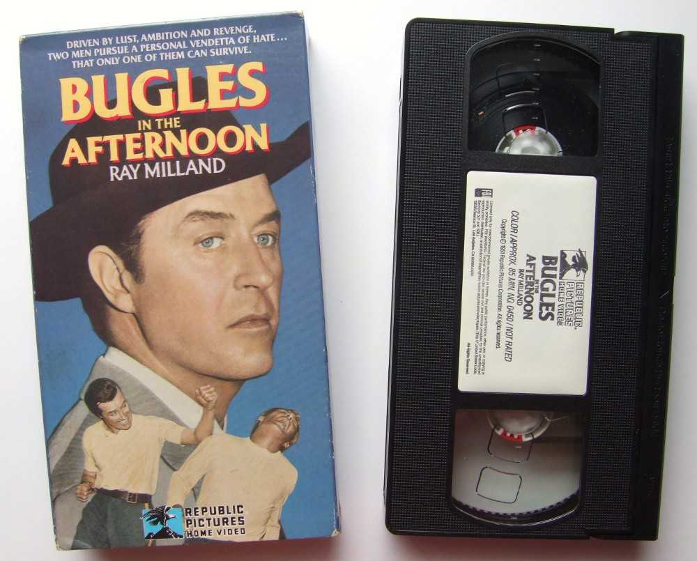 Image for Bugles in the Afternoon [VHS]