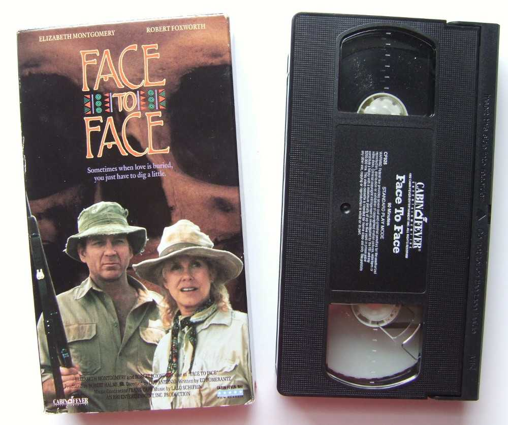 Image for Face to Face [VHS]