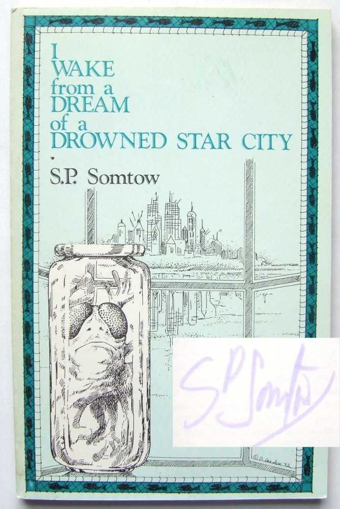 Image for I Wake From a Dream of a Drowned Star City