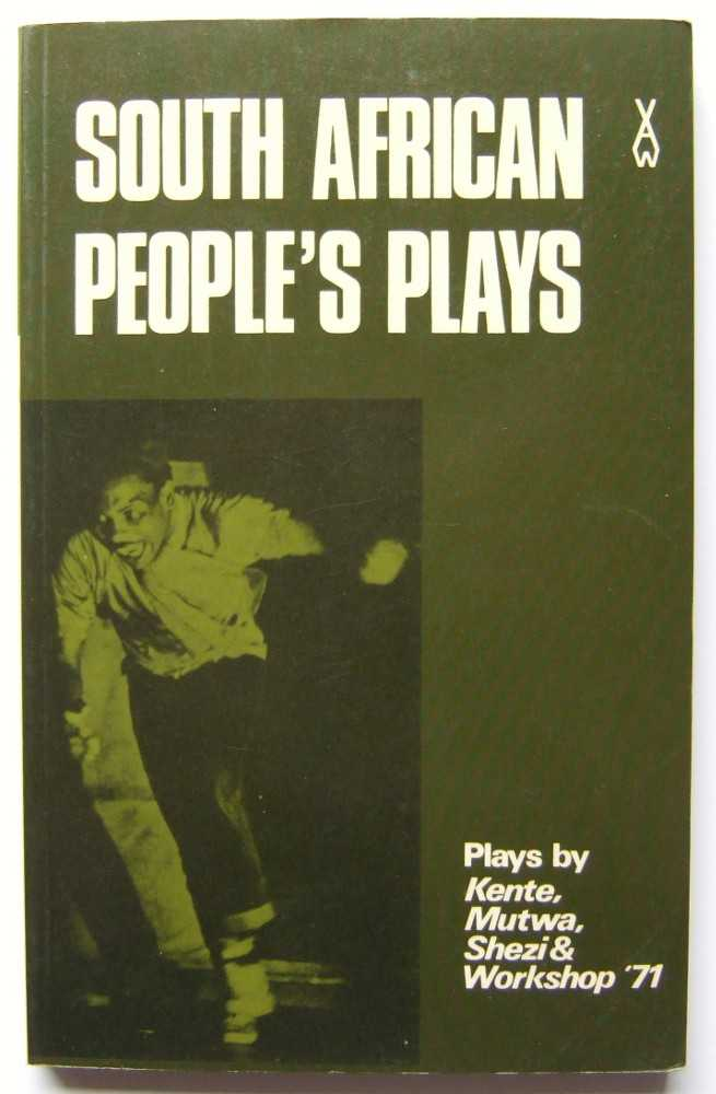 Image for South African People's Plays: Ons Phola Hi (African Writers Series)