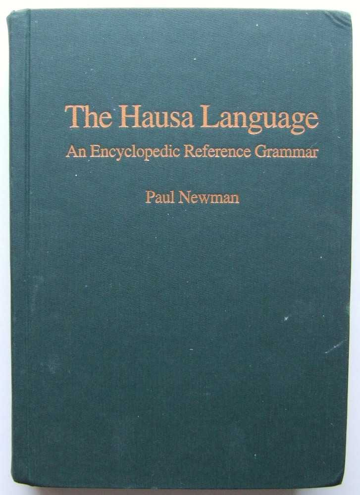 Image for The Hausa Language: An Encyclopedic Reference Grammar