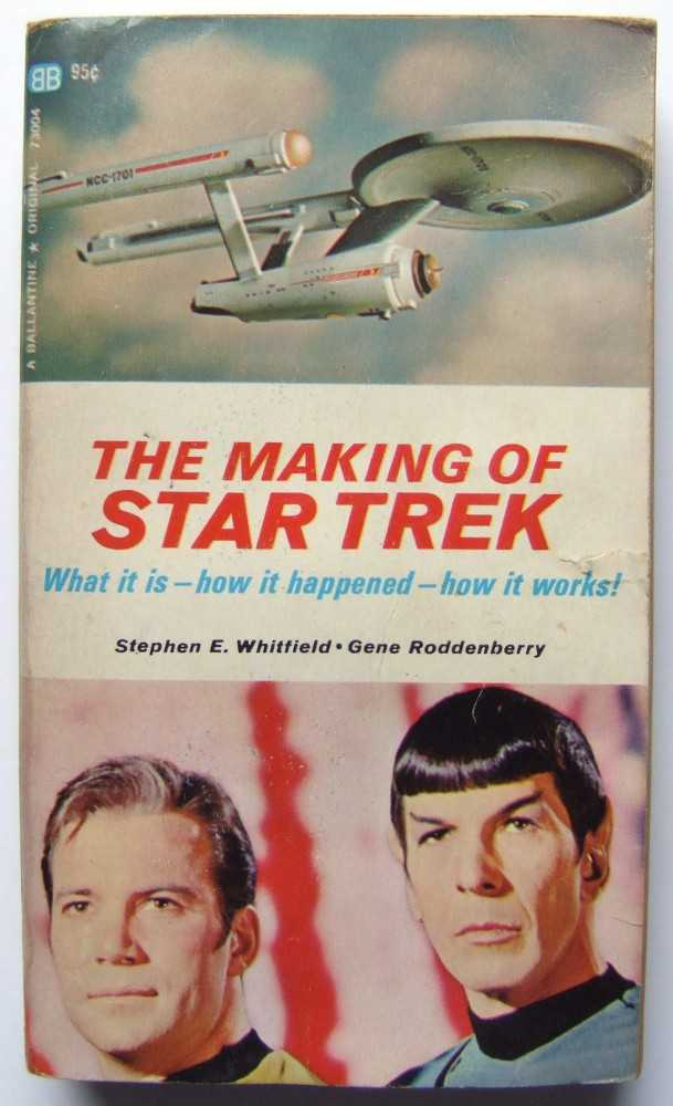 Image for The Making of Star Trek
