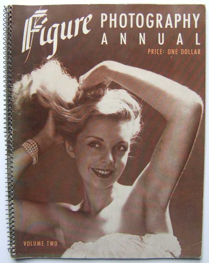 Image for Figure Photography Annual, Volume 2: Andre de Dienes