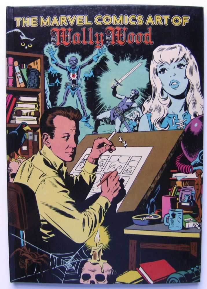 Image for The Marvel Comics Art of Wally Wood