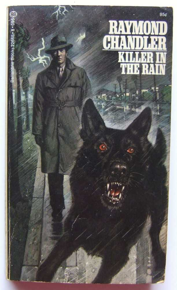 Image for Killer in the Rain
