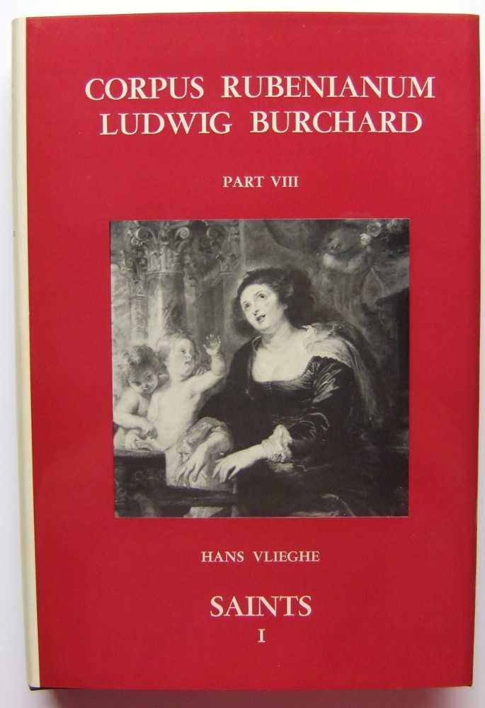 Image for Corpus Rubenianum Ludwig Burchard, Part VIII: Saints I
