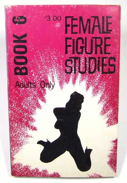 Image for Female Figure Studies, Book 6