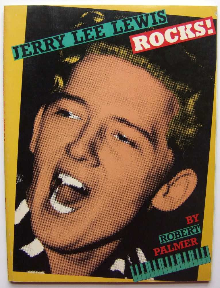 Image for Jerry Lee Lewis Rocks
