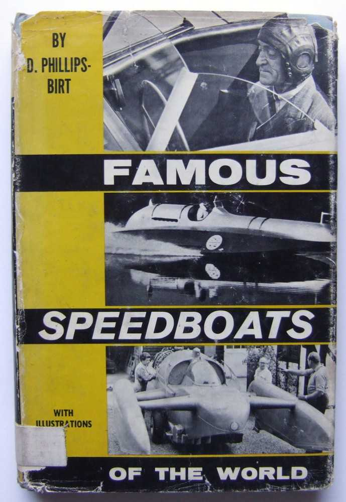 Image for Famous Speedboats of the World