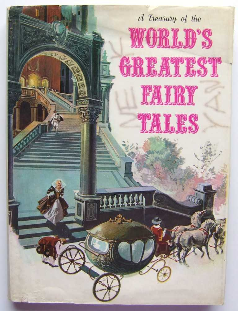 Image for A Treasury of the World's Greatest Fairy Tales